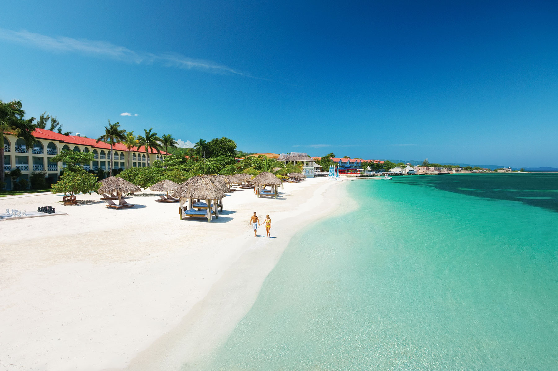 1c0ca07dd871f Sandals Montego Bay A fun-filled vacation on Jamaica s best private beach.
